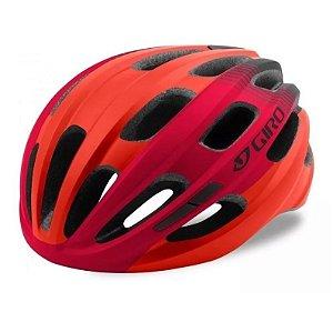 Capacete Ciclismo Bike Giro Isode Vermelho Fosco 54-61