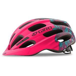 Capacete Ciclismo Bike Giro Hale Pro Rosa  50-57