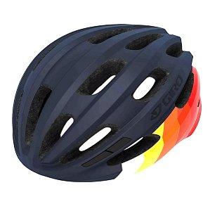 Capacete Ciclismo Bike Giro Isode Pro Azul Fosco 54-61