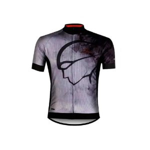 Camisa Ciclismo Mauro Ribeiro BLUR  Preto Pro Mtb Speed Bike