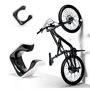 """Suporte De Parede Para 1 Bike Mtb Hornit Clug Pneu Medidas 1.3"""" a 1.7"""""""