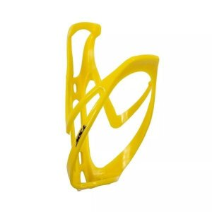 Suporte Caramanhola Garrafa Tsw Nylon Mod 01 Amarelo Bike