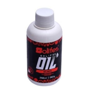 Selante Tubeless Liquido Pneu Solifes Ultrarápido 250ml Bike