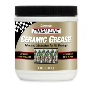 Graxa Cerâmica Finish Line 450g Alta Performance De Bike