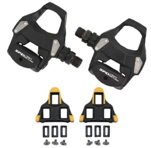 Pedal Shimano PD-RS500 C/ Taco Sh11 Bike Speed Road Clip