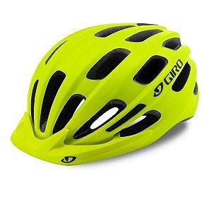 Capacete Ciclismo Giro Register Amarelo Neon Proteção Bike