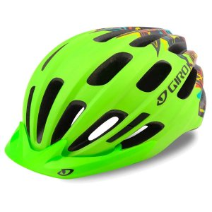 Capacete Ciclismo Bike Giro Hale Pro Verde Neon Fosco 50-57