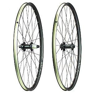Par de Rodas Brave MTB 29 Boost Tubeless P/ SRAM XD Bike