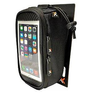 Bolsa Case Porta Celular Para Quadro Bike Mattos Racing Bag
