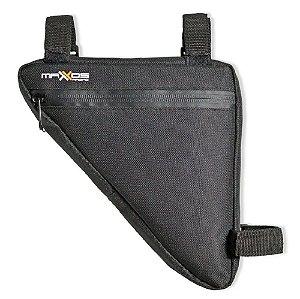 Bolsa De Quadro Bag Case Bike Triangular Mattos Racing Preta