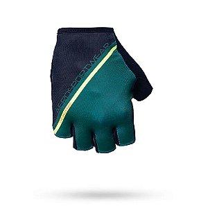 Luva Asw Fun Sharp Aberta Verde Preto
