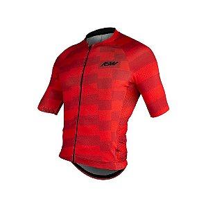 Camisa ASW ACTIVE SIGMA Masculino Vermelha