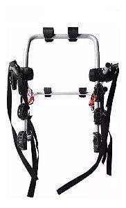 Suporte Porta Malas Transbike Universal 3 Bikes Ptk Ferro