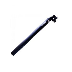Canote de Selim Tsw 31.6 Micro Ajuste Aluminio Preto Bike MTB Speed 420mm