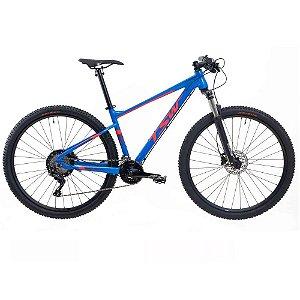 "Bicicleta Tsw Hurry Ultra 29 2020 Shimano Xt/slx 22v Azul/VR 19"""