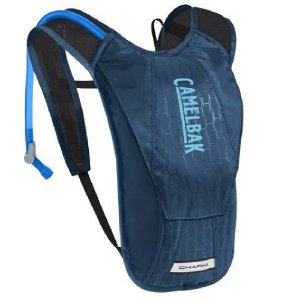 Mochila De Hidratação Camelbak Charm Fem 1,5L Azul Ciclismo