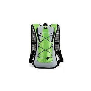 Mochila Hidratação Esportes Promend Verde 2 Litros Mod.2