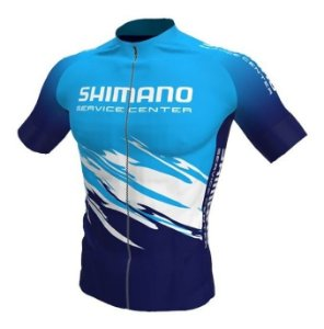 Camisa Ciclismo Bike Shimano Service Center
