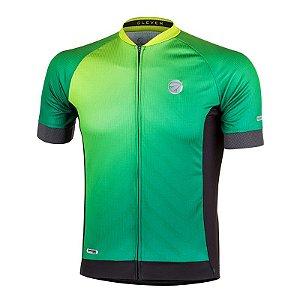 Camisa Ciclismo Masculina Mauro Ribeiro Clever Verde Bike Mtb Speed - 3G