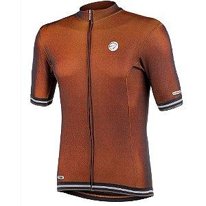Camisa Ciclismo Mauro Ribeiro Adapt Laranja Masculina Bike Mtb Speed - G