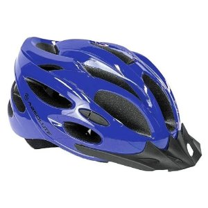Capacete Ciclismo Bike Mtb Absolute Nero Azul - G