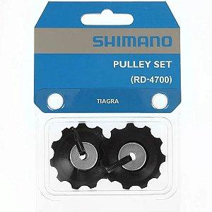 Roldana Câmbio Traseiro Shimano Tiagra RD-4700 10 Velocidades