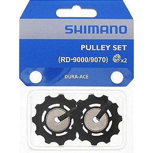 Roldana Câmbio Traseiro Shimano Speed Dura-Ace RD-9070