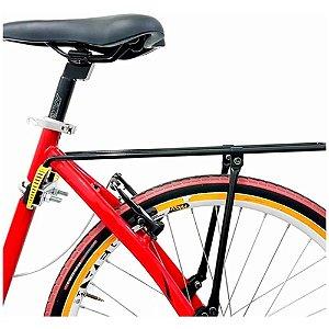 Bagageiro Traseiro Bicicleta Bike Garupa Kalf Aro 26-29 Flex