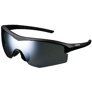 Óculos Ciclismo Shimano Spark CE-SPRK1-MR Preto com Duas Lentes