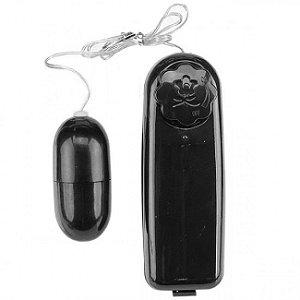 Vibrador Bullet Preto