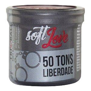 Bolinha Triball 50 Tons De Liberdade - Soft Love