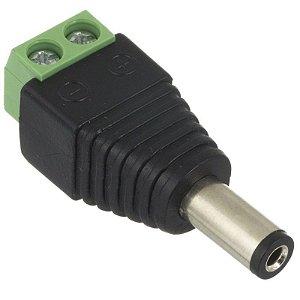 Conector P4 Macho com Borne