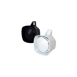 Sirene Compacta 120db Bitonal 12v - Branca
