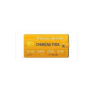 Pacote com 100 Créditos Chimera Tool