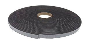 Fita de Vedação em Espuma de EPDM Preto - 4mm x 10mm x 10m