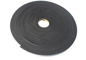Fita de Vedação em Espuma de EPDM Preto - 8mm x 10mm x 10m