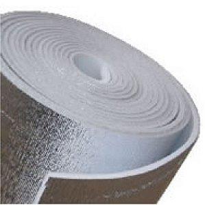 Manta de PEBD 5 mm x 10 m - Aluminizada