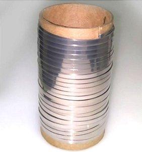 Fita de Níquel-Cromo (NiCr-80/20) Para Seladoras 0,5mm X 4mm X 10m
