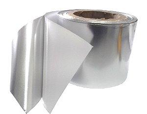 Fita de Alumínio com liner 50 micra x 100mm x 30 metros