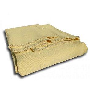 Cortina Antichama Solda Splash  0,65 x  1,30 x 2mm Tecido de Fibra Aramida