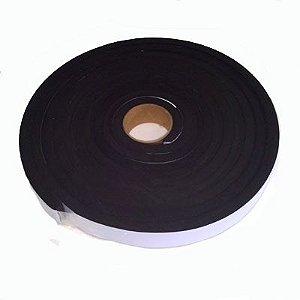 Fita de Vedação em Espuma de EPDM Preto - 10mm x 30mm x 5m