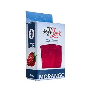 ÓLEO AROMA MORANGO ICE 30mL