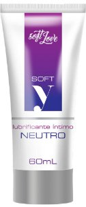 SOFT-Y LUBRIFICANTE ÍNTIMO 60mL