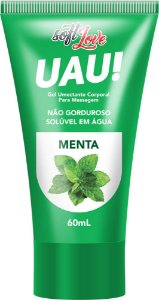 UAU! MENTA GEL UMECTANTE 60mL