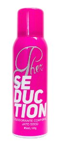 PHER SEDUCTION DESODORANTE CORPORAL 85mL