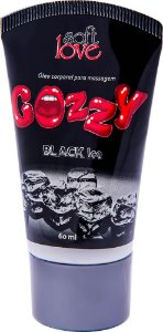 GOZZY BLACK ICE ÓLEO MASSAGEM 60mL