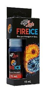 FIRE ICE ÓLEO MASSAGEM SPRAY 15mL