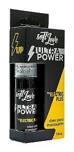 ULTRA POWER BY ELECTRIC PLUS ÓLEO MASSAGEM SPRAY 15mL