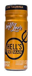 HELL'S SEX MAN ENERGÉTICO CONCENTRADO 60mL