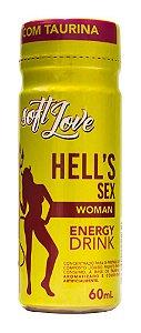 HELL'S SEX WOMAN ENERGÉTICO CONCENTRADO 60mL